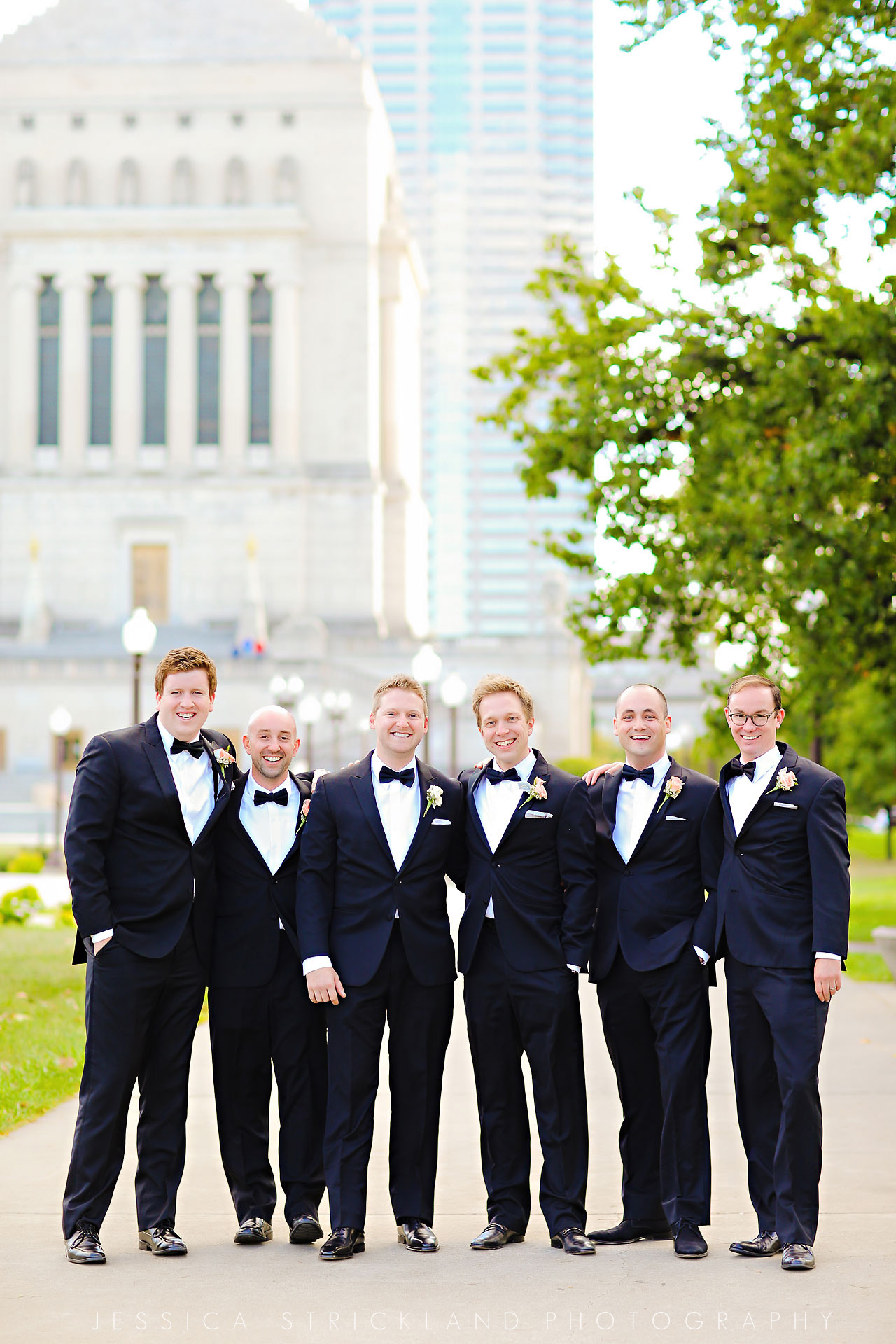 170 Michelle Drew Columbia Club Wedding