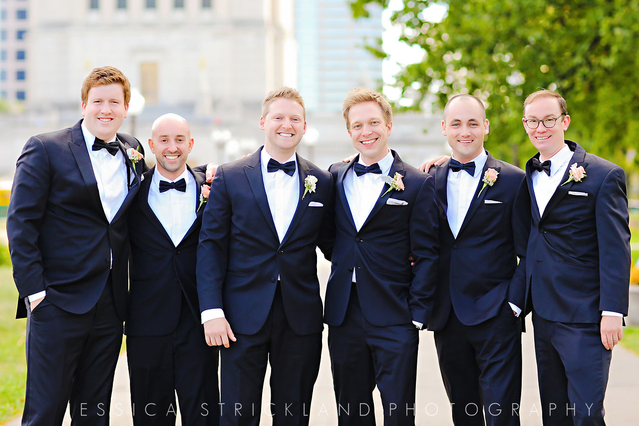 165 Michelle Drew Columbia Club Wedding