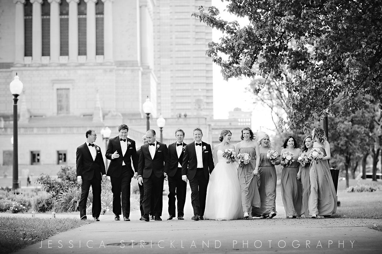 164 Michelle Drew Columbia Club Wedding