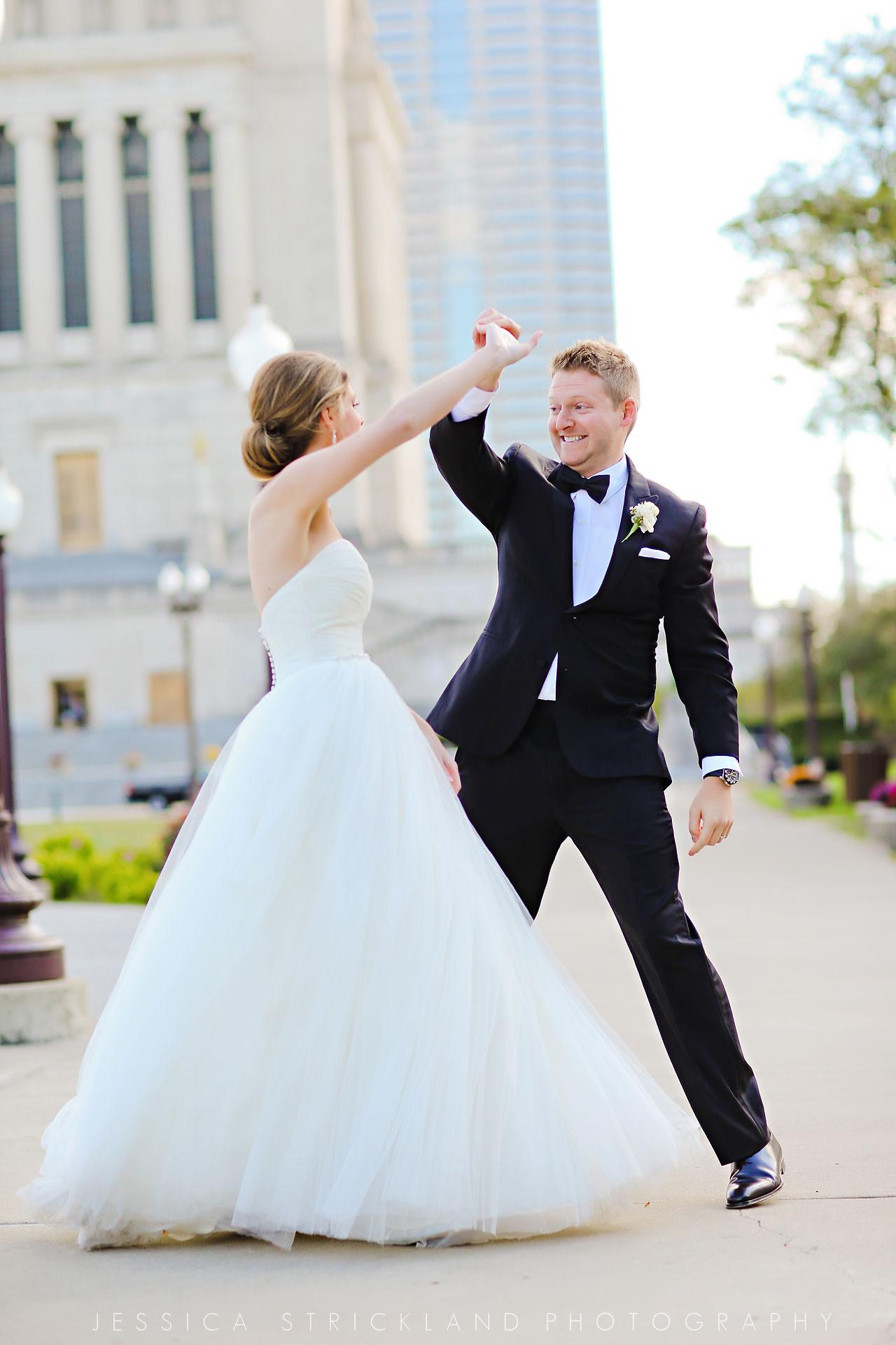 160 Michelle Drew Columbia Club Wedding