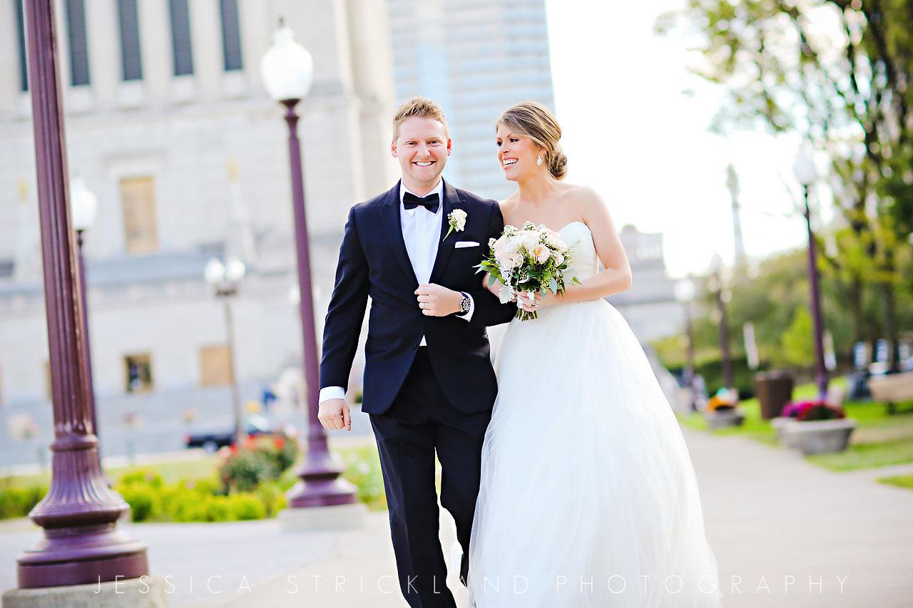 155 Michelle Drew Columbia Club Wedding