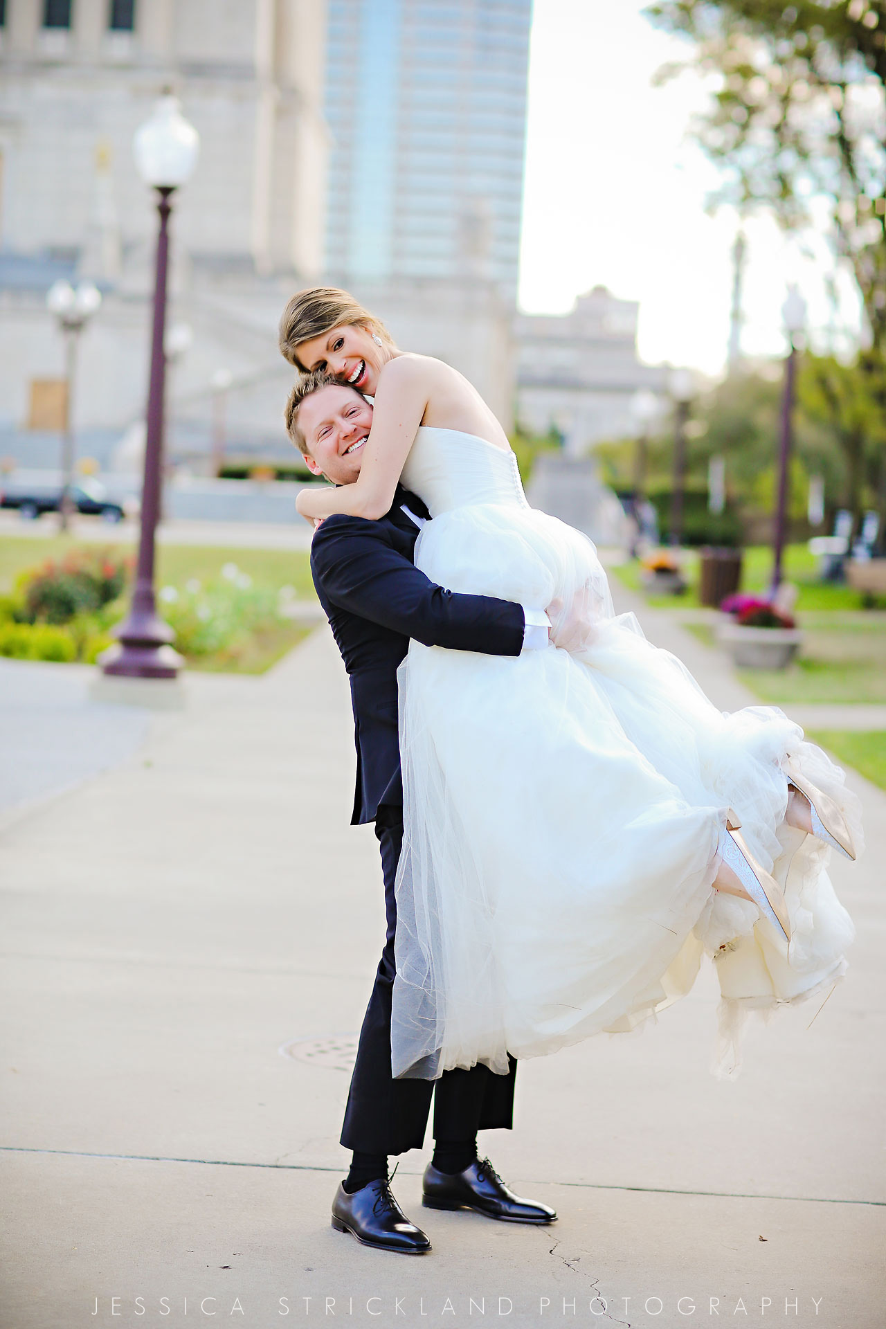 151 Michelle Drew Columbia Club Wedding