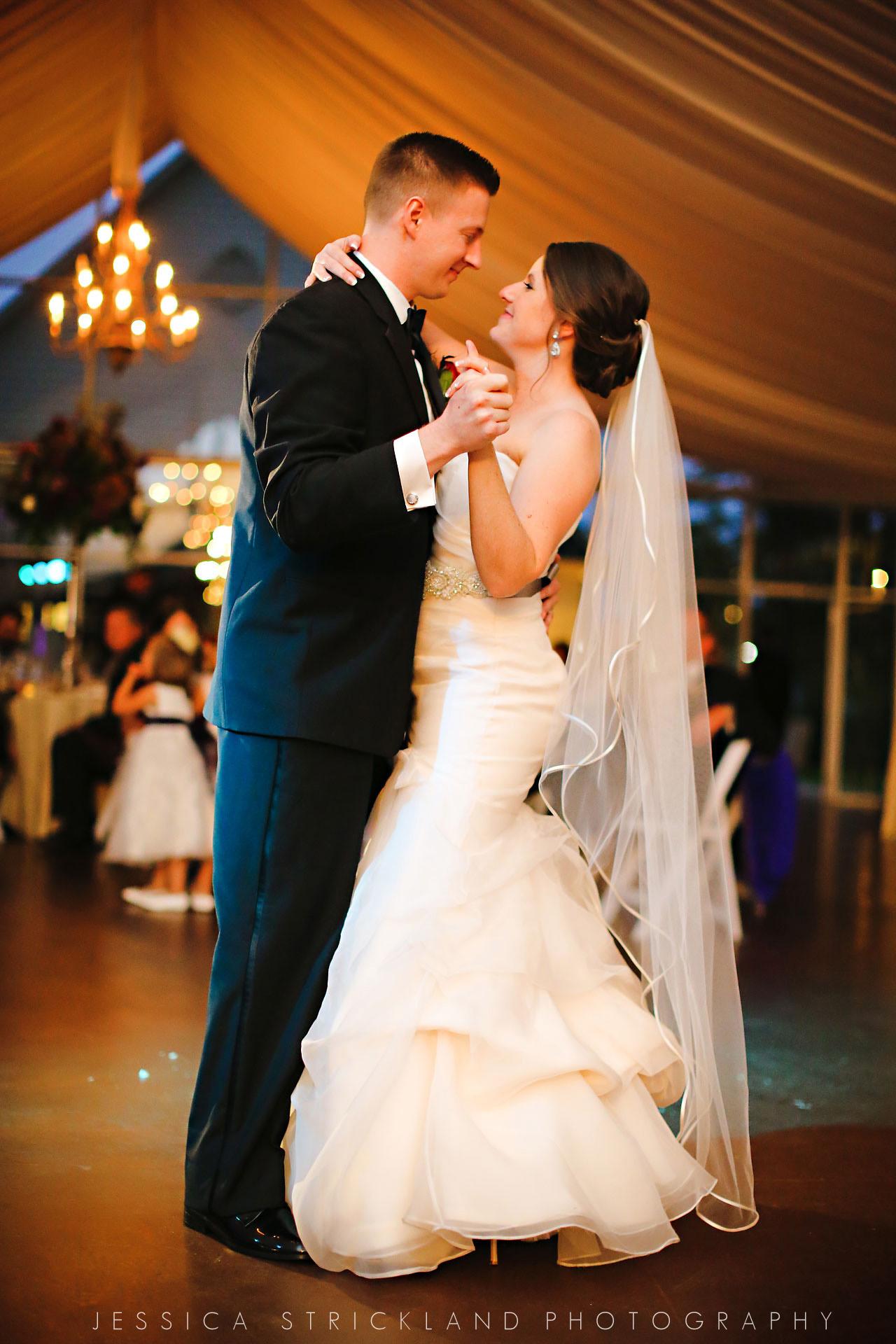 217 Brittany Matt Garden Pavilion Wedding