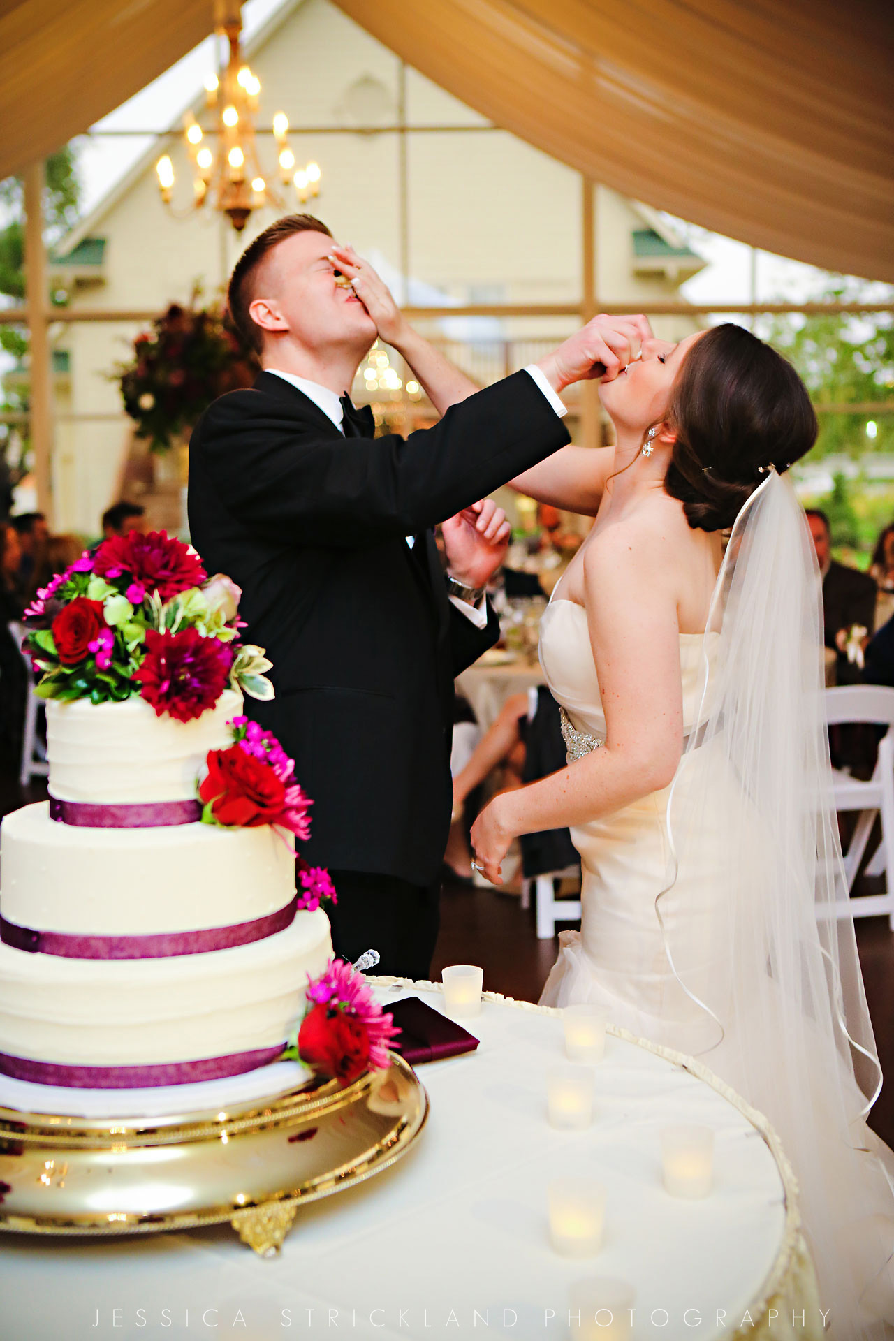 206 Brittany Matt Garden Pavilion Wedding