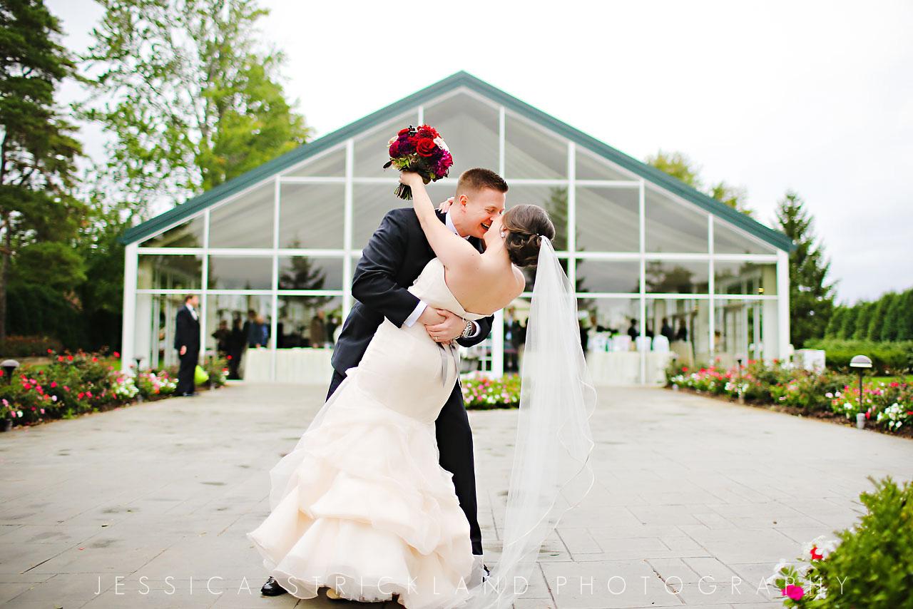 195 Brittany Matt Garden Pavilion Wedding