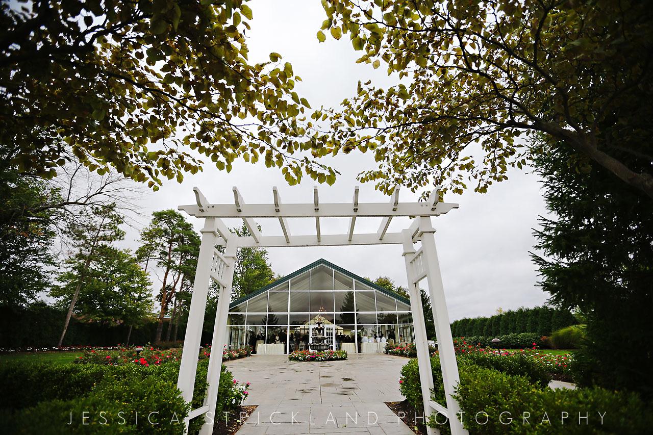 155 Brittany Matt Garden Pavilion Wedding