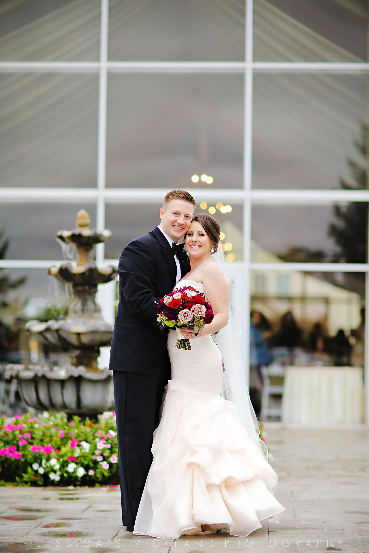 152 Brittany Matt Garden Pavilion Wedding