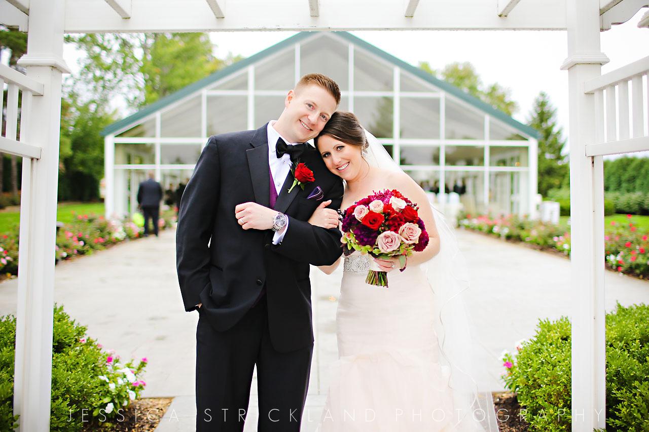 148 Brittany Matt Garden Pavilion Wedding