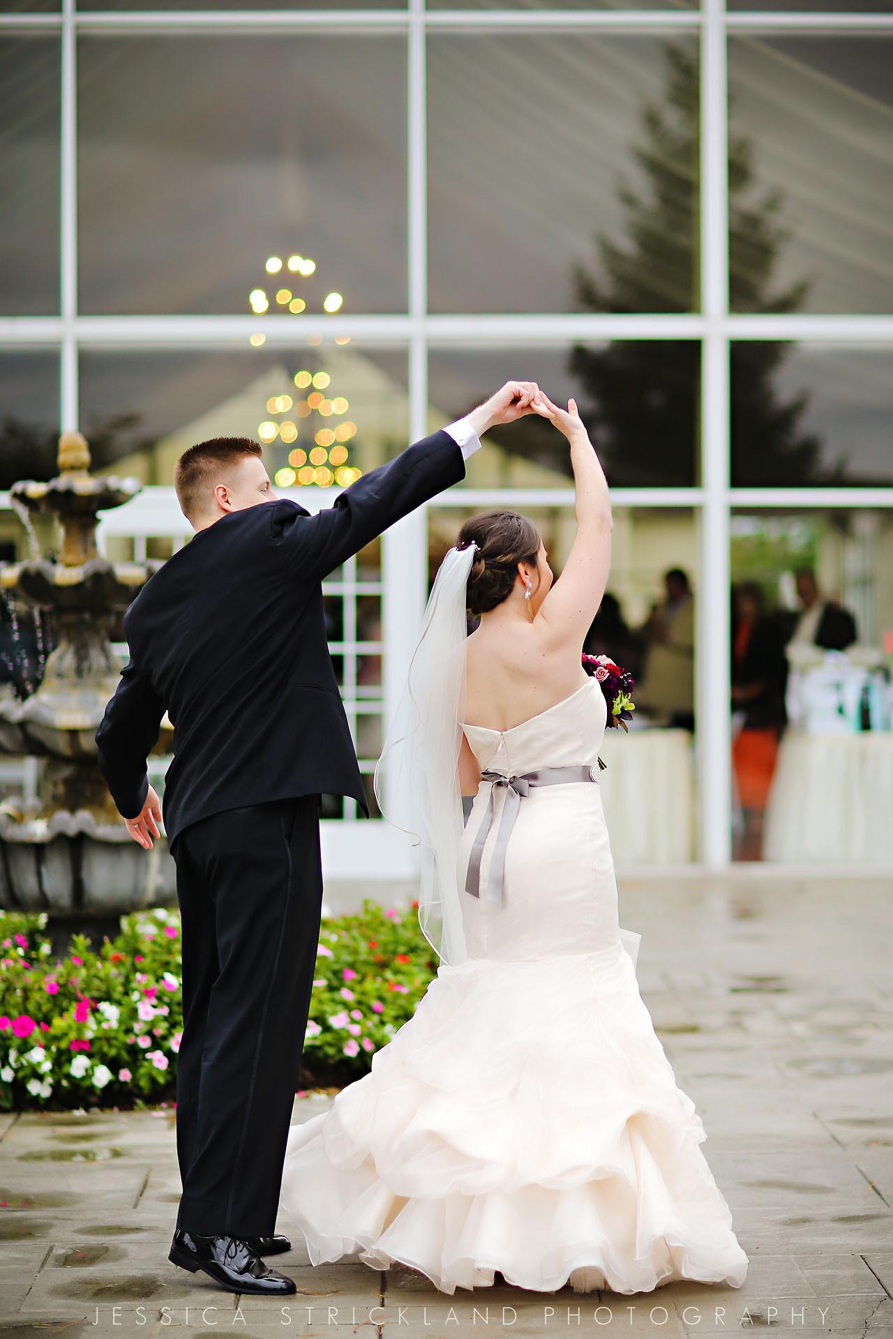145 Brittany Matt Garden Pavilion Wedding