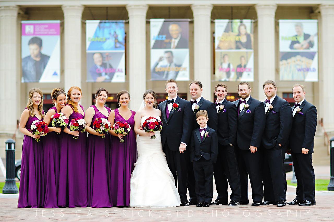 141 Brittany Matt Garden Pavilion Wedding