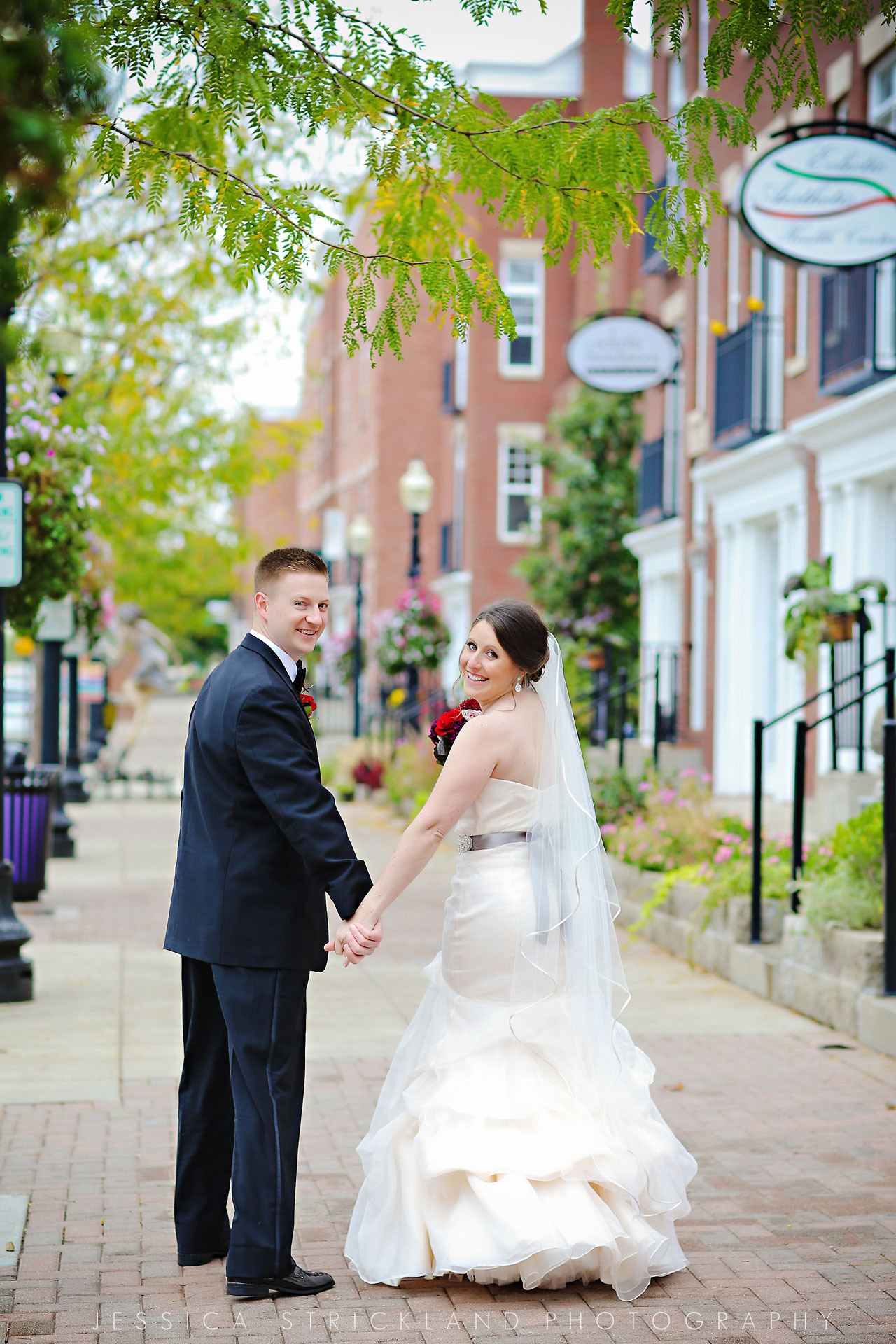 108 Brittany Matt Garden Pavilion Wedding