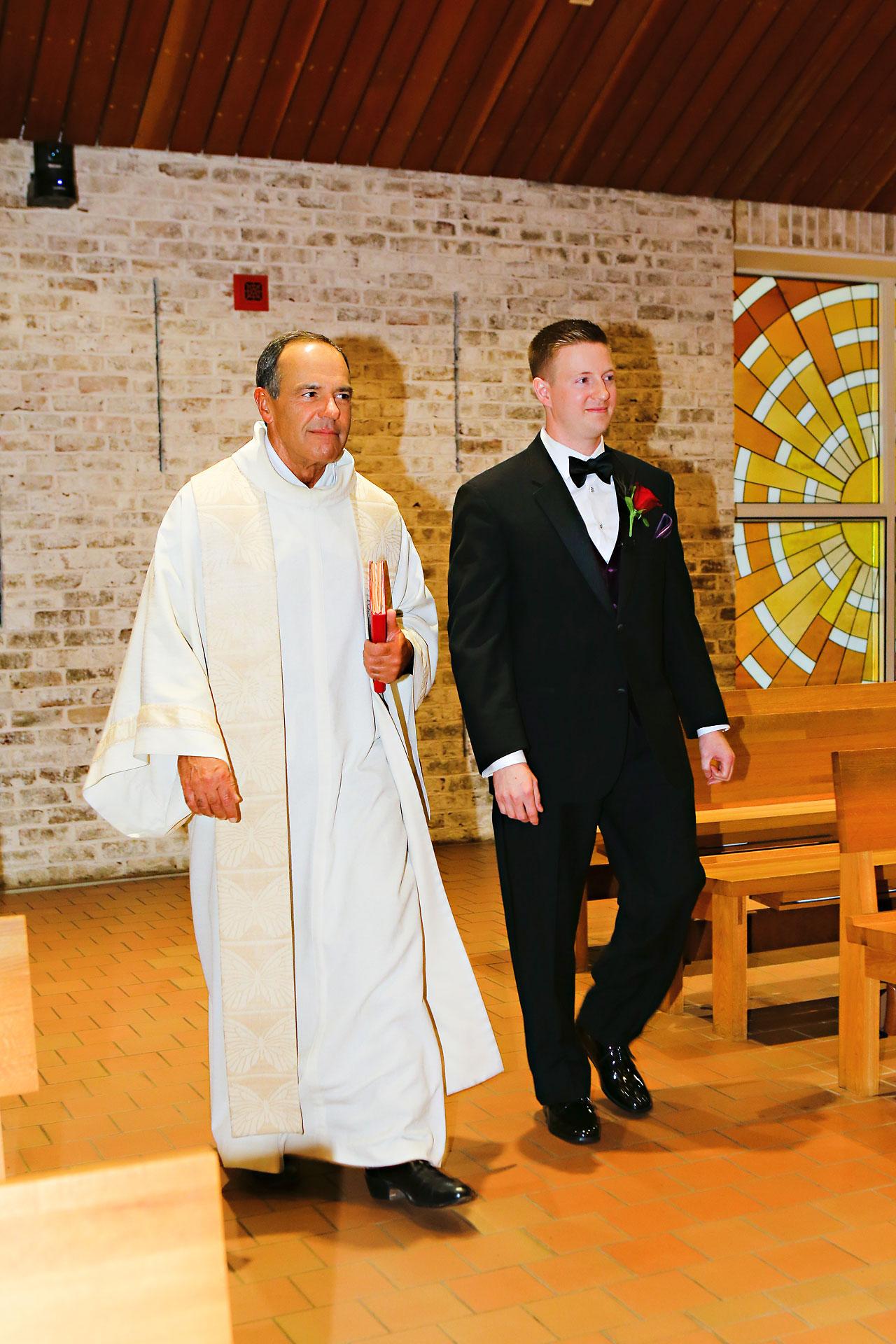062 Brittany Matt Garden Pavilion Wedding
