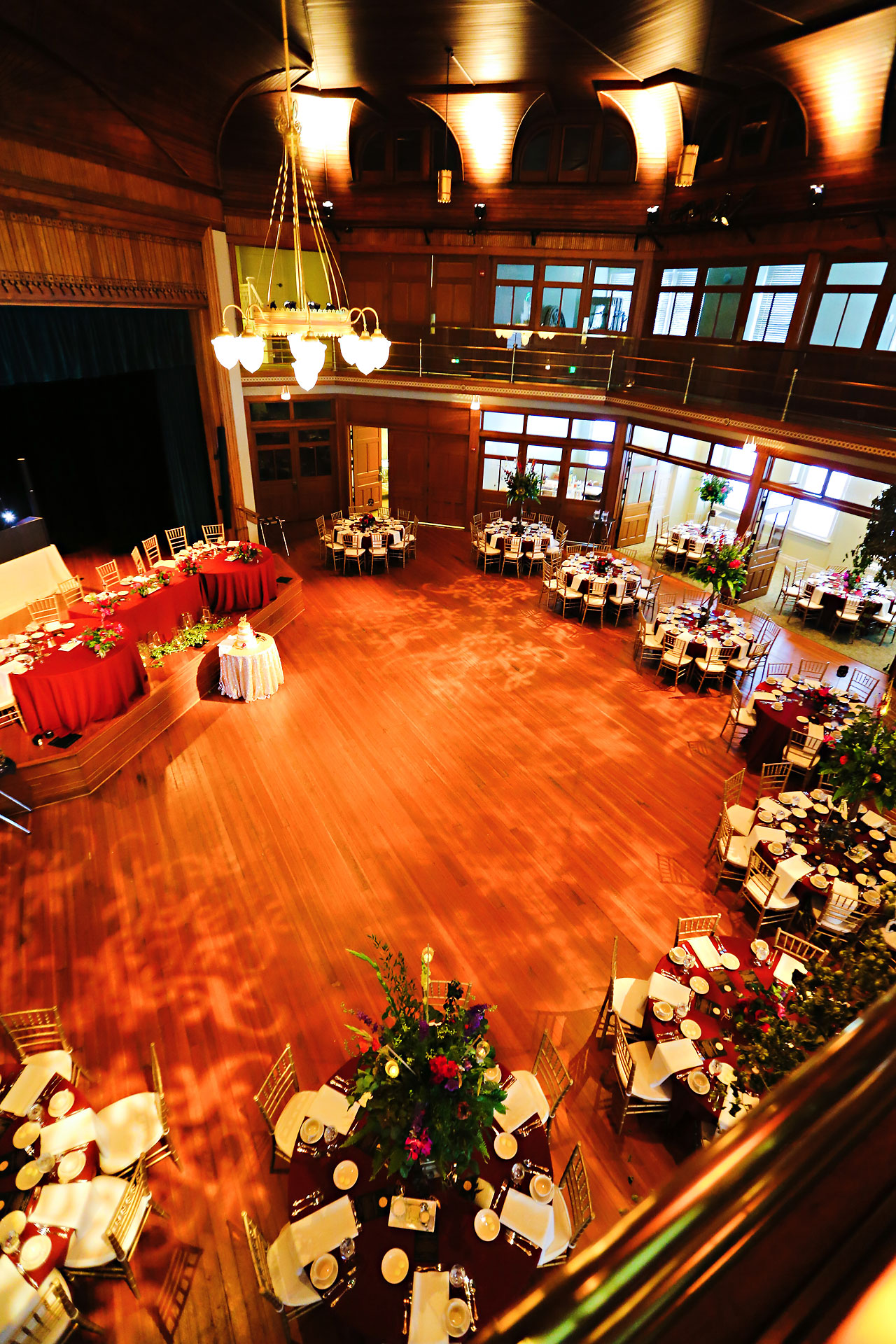 239 Liz Eric Indiana Landmarks Wedding