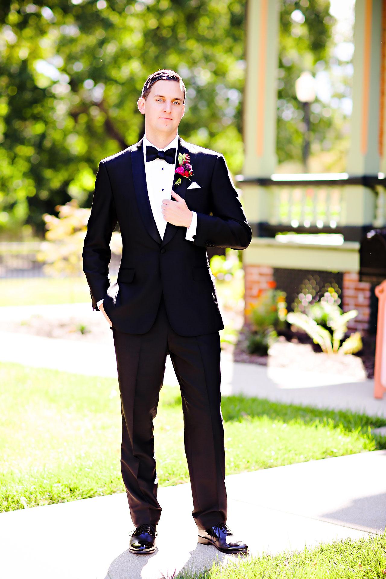 176 Liz Eric Indiana Landmarks Wedding