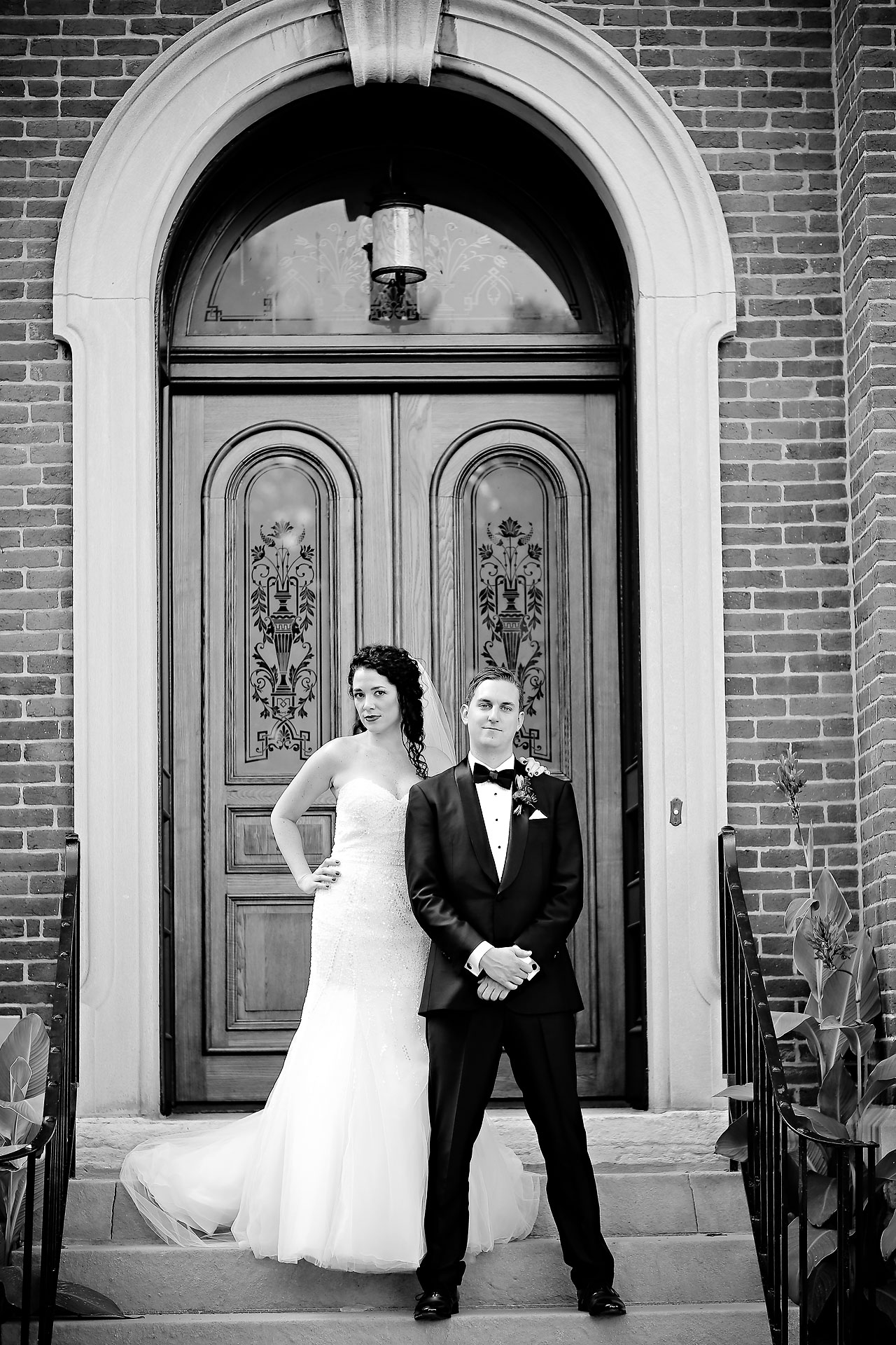 177 Liz Eric Indiana Landmarks Wedding