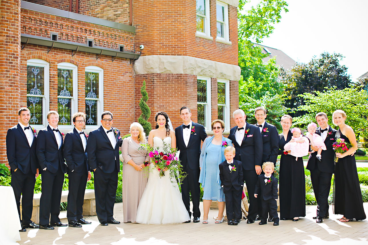 178 Liz Eric Indiana Landmarks Wedding