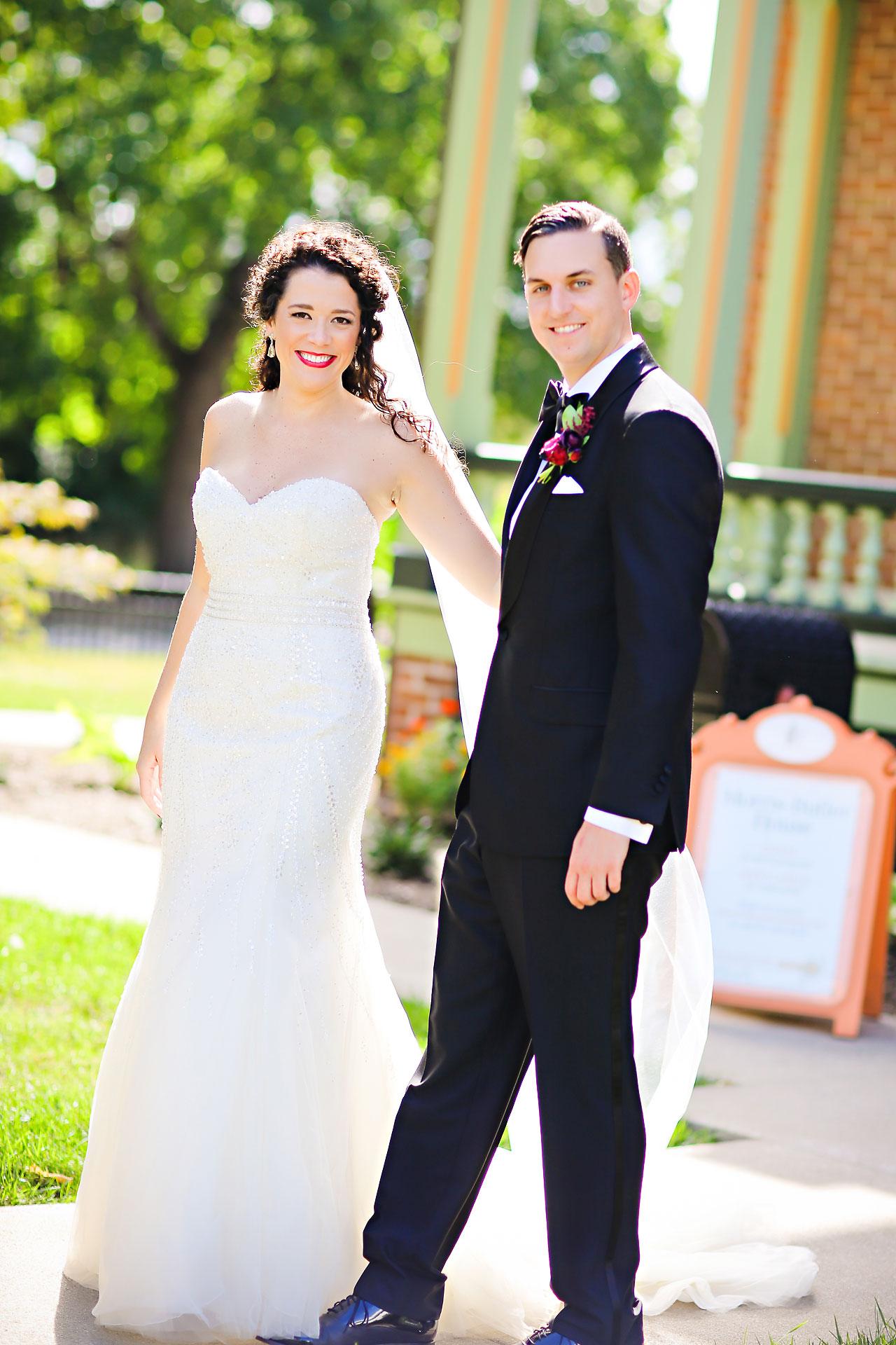 171 Liz Eric Indiana Landmarks Wedding