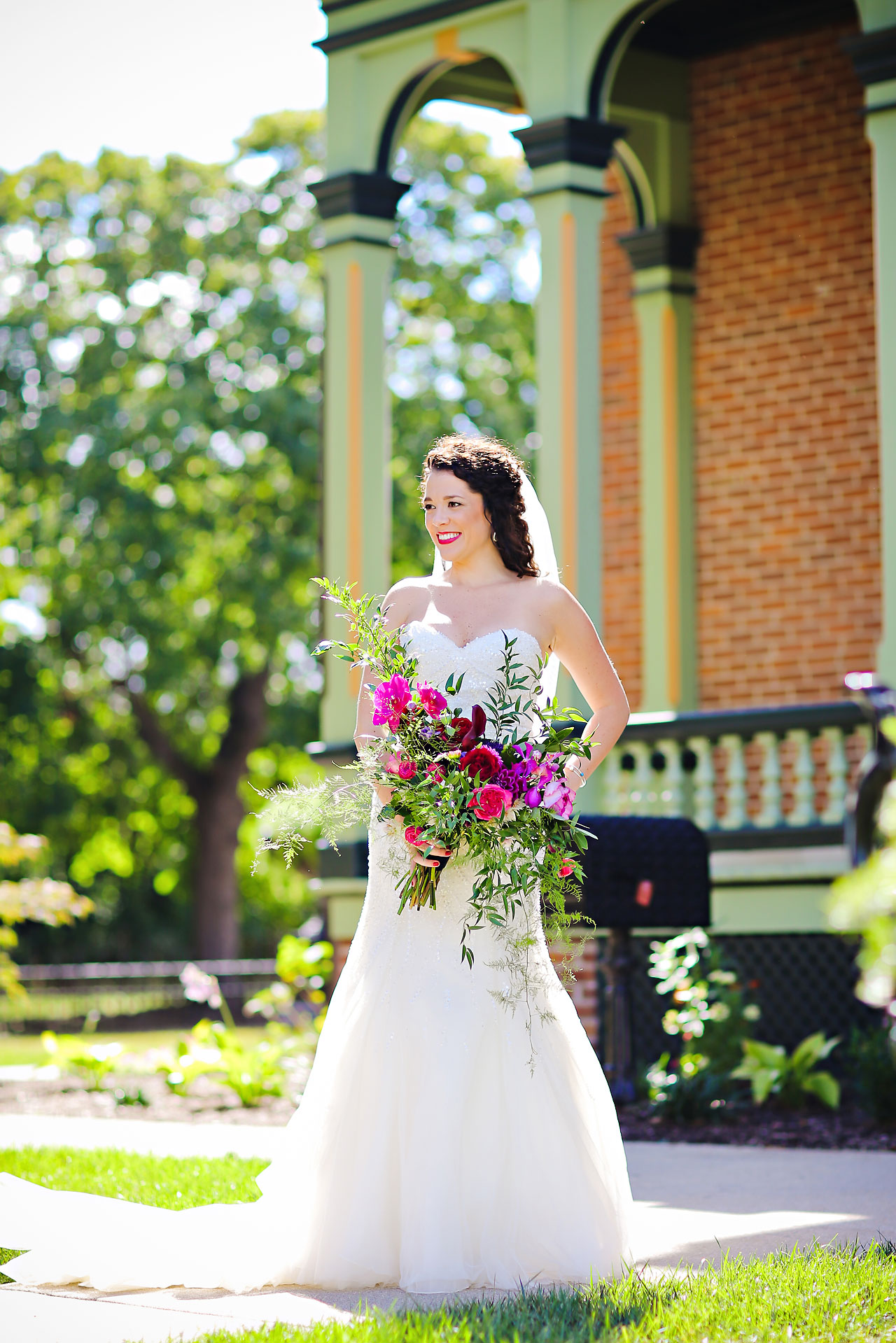 168 Liz Eric Indiana Landmarks Wedding