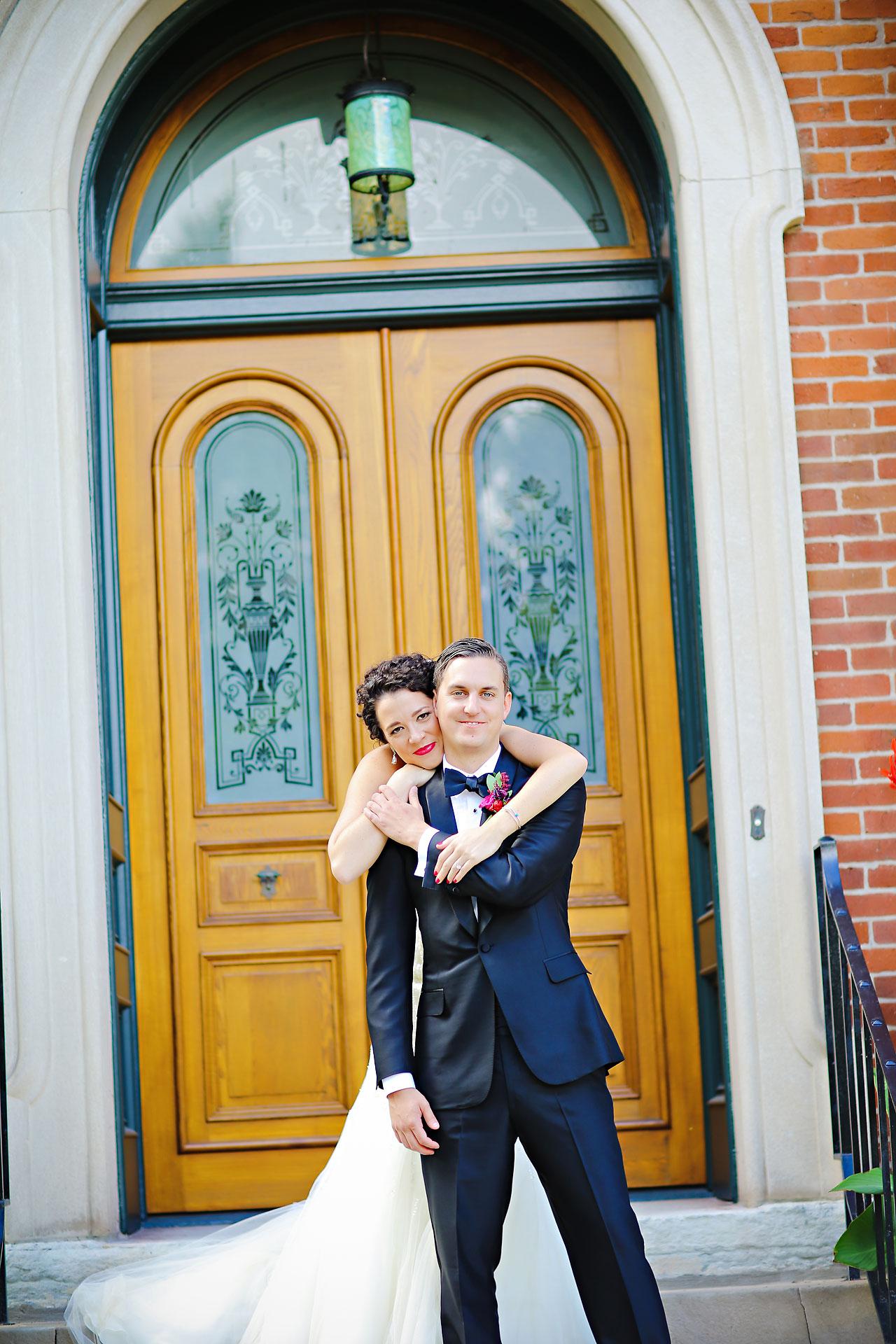 166 Liz Eric Indiana Landmarks Wedding