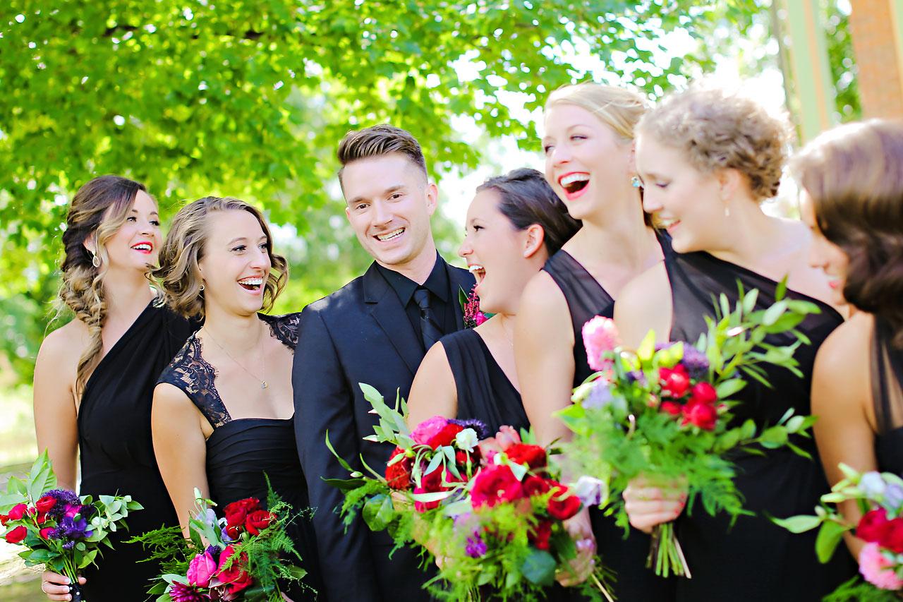 162 Liz Eric Indiana Landmarks Wedding