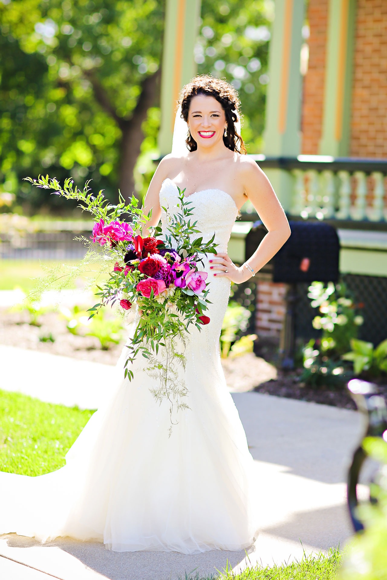 160 Liz Eric Indiana Landmarks Wedding