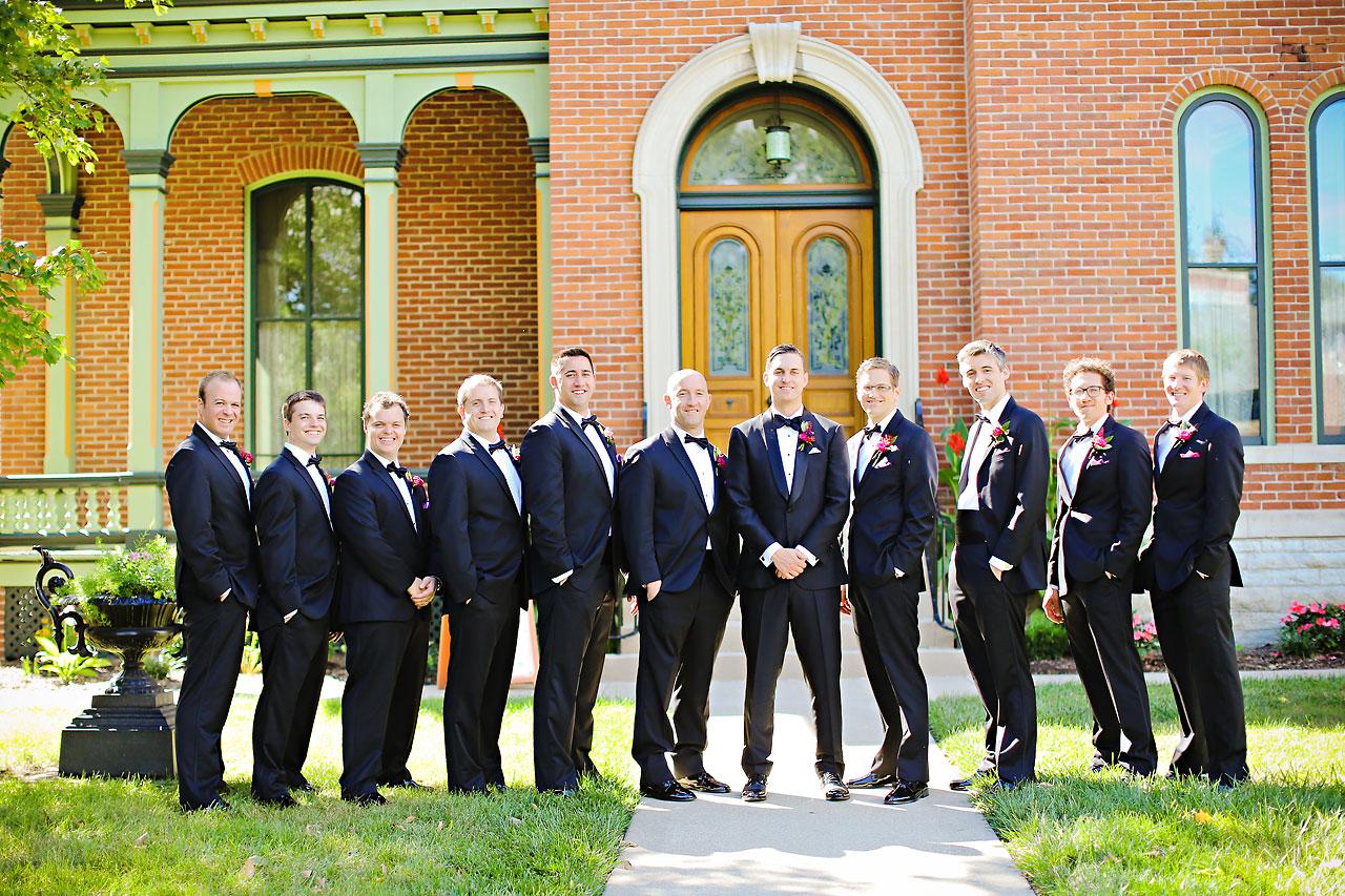 153 Liz Eric Indiana Landmarks Wedding