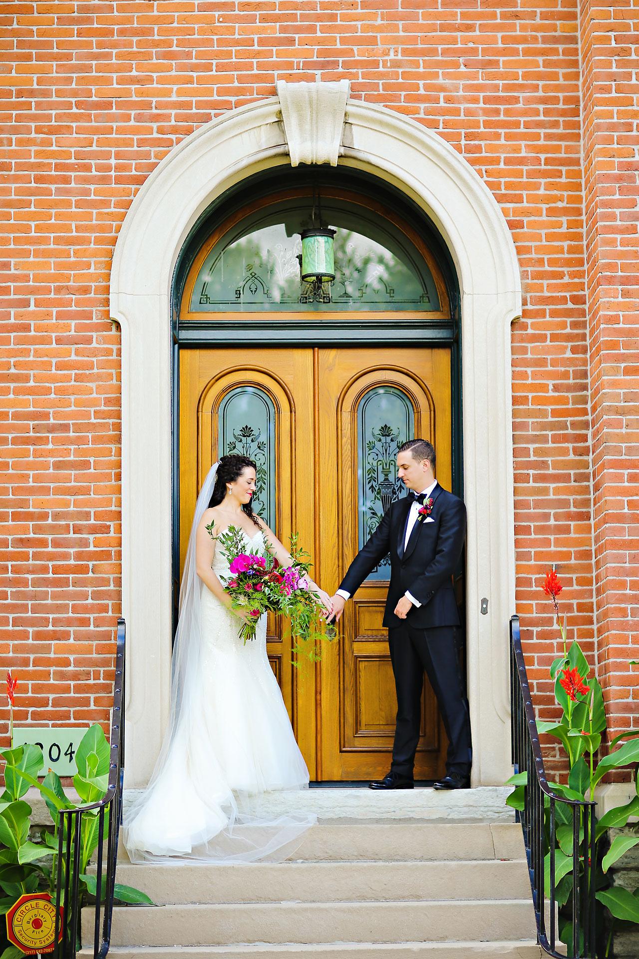 146 Liz Eric Indiana Landmarks Wedding