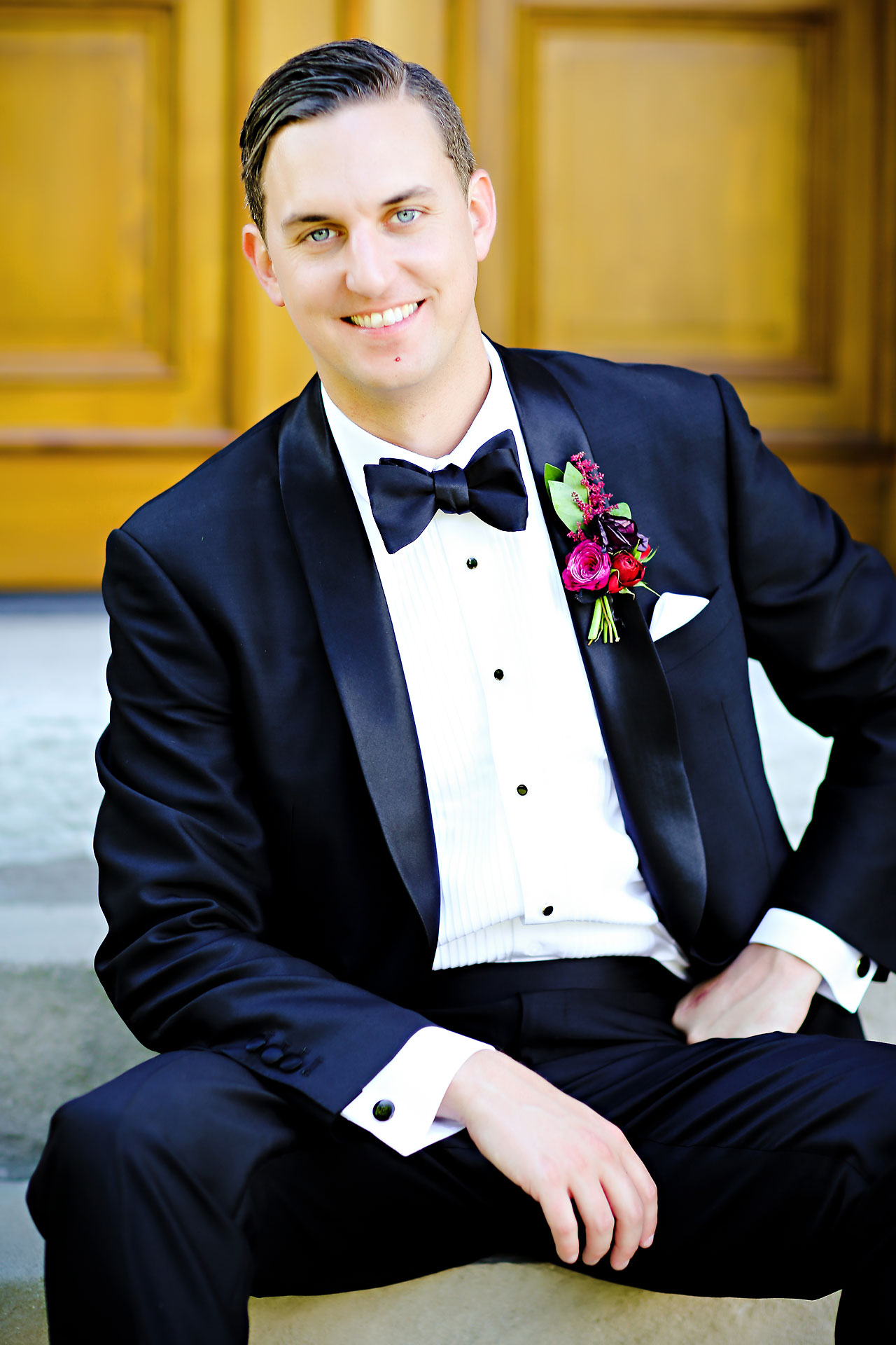 148 Liz Eric Indiana Landmarks Wedding