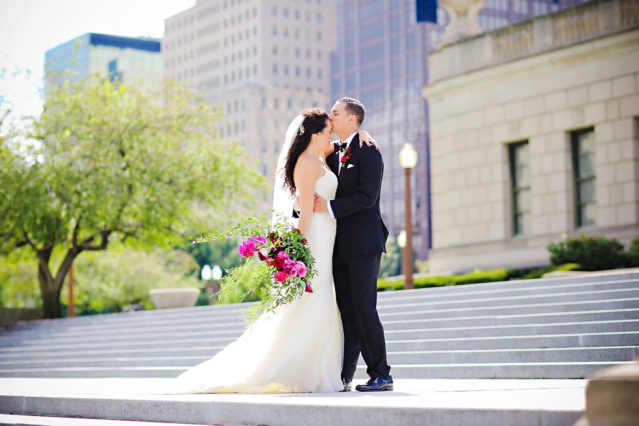 139 Liz Eric Indiana Landmarks Wedding
