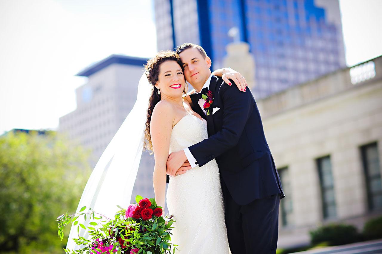 141 Liz Eric Indiana Landmarks Wedding