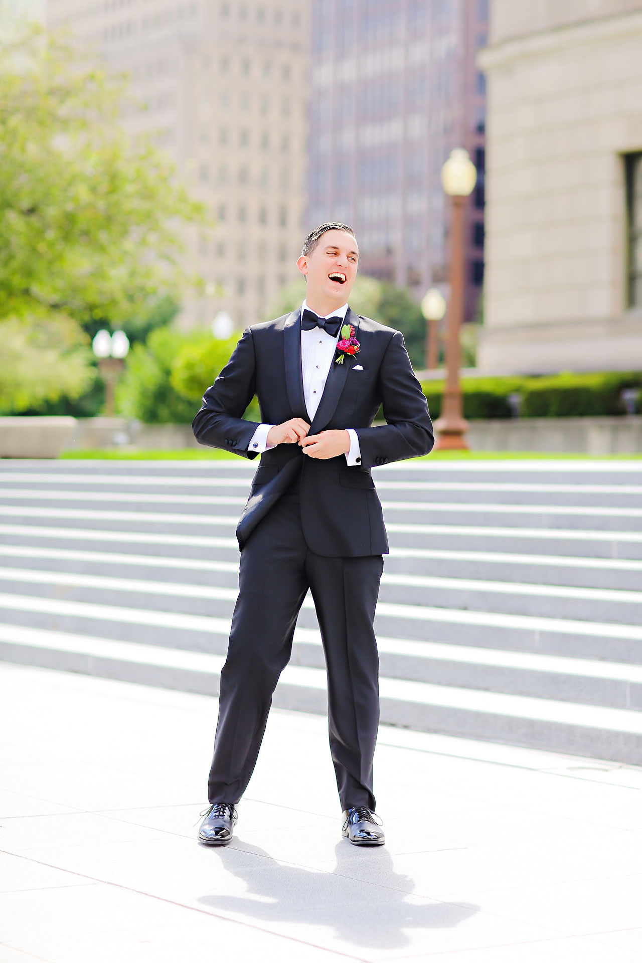 136 Liz Eric Indiana Landmarks Wedding