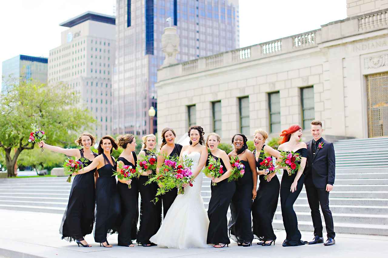 128 Liz Eric Indiana Landmarks Wedding