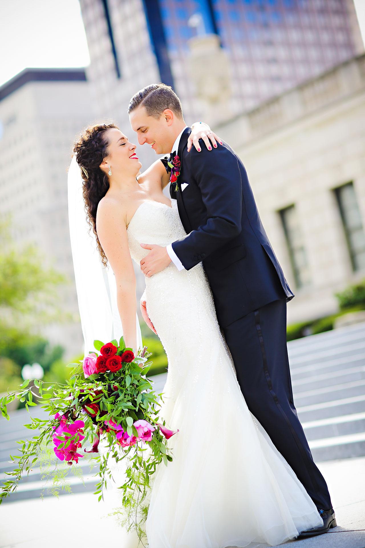121 Liz Eric Indiana Landmarks Wedding