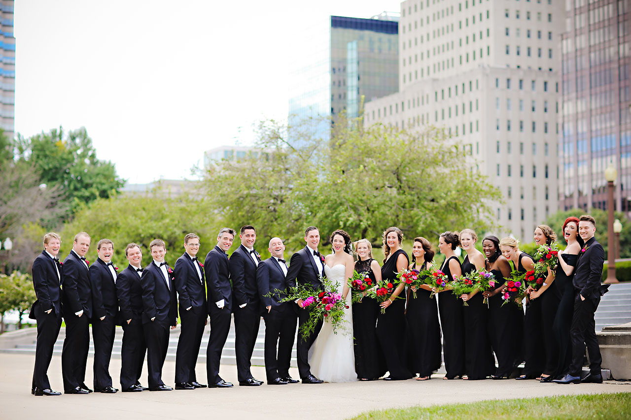 103 Liz Eric Indiana Landmarks Wedding