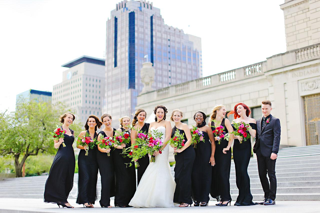 105 Liz Eric Indiana Landmarks Wedding