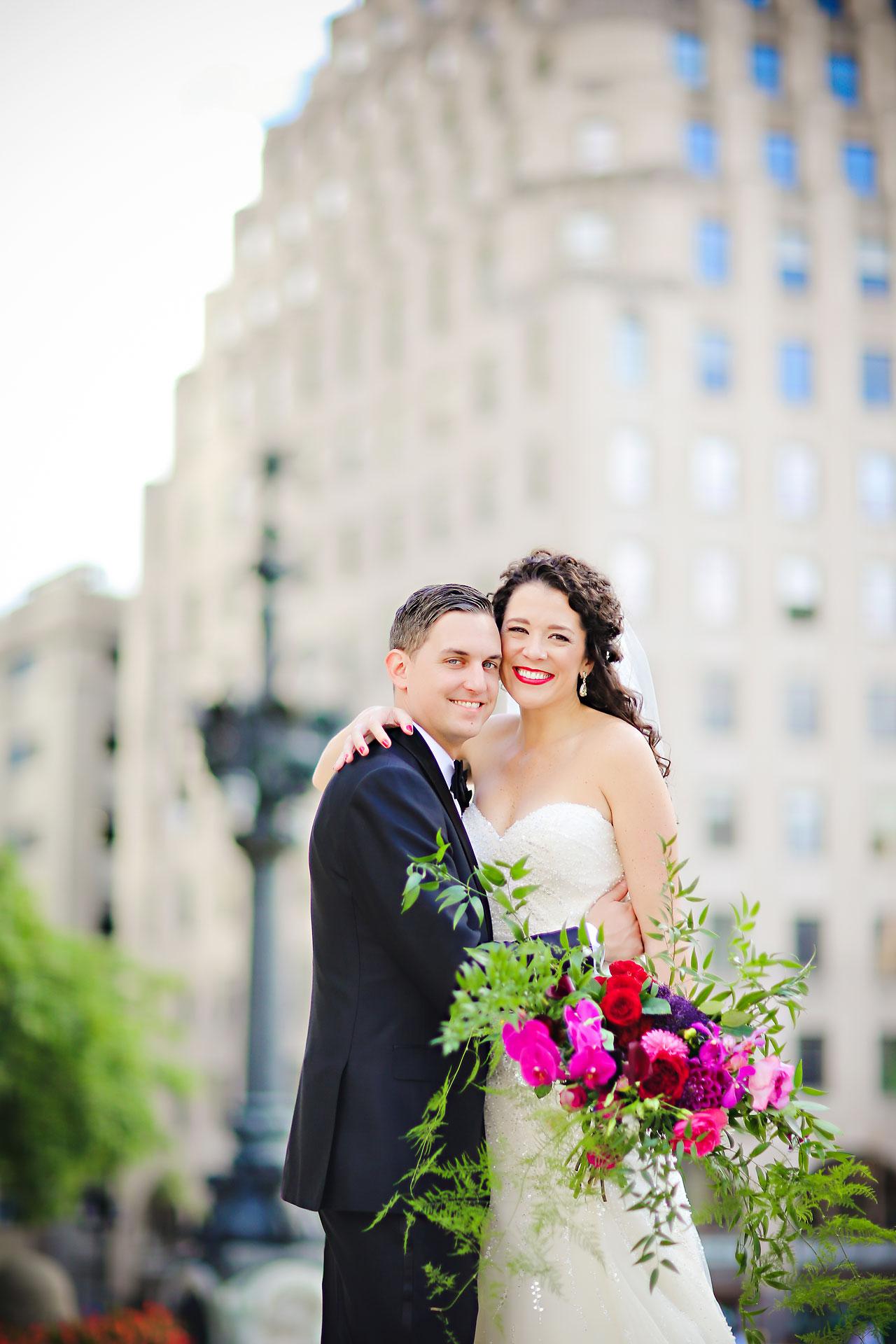 099 Liz Eric Indiana Landmarks Wedding