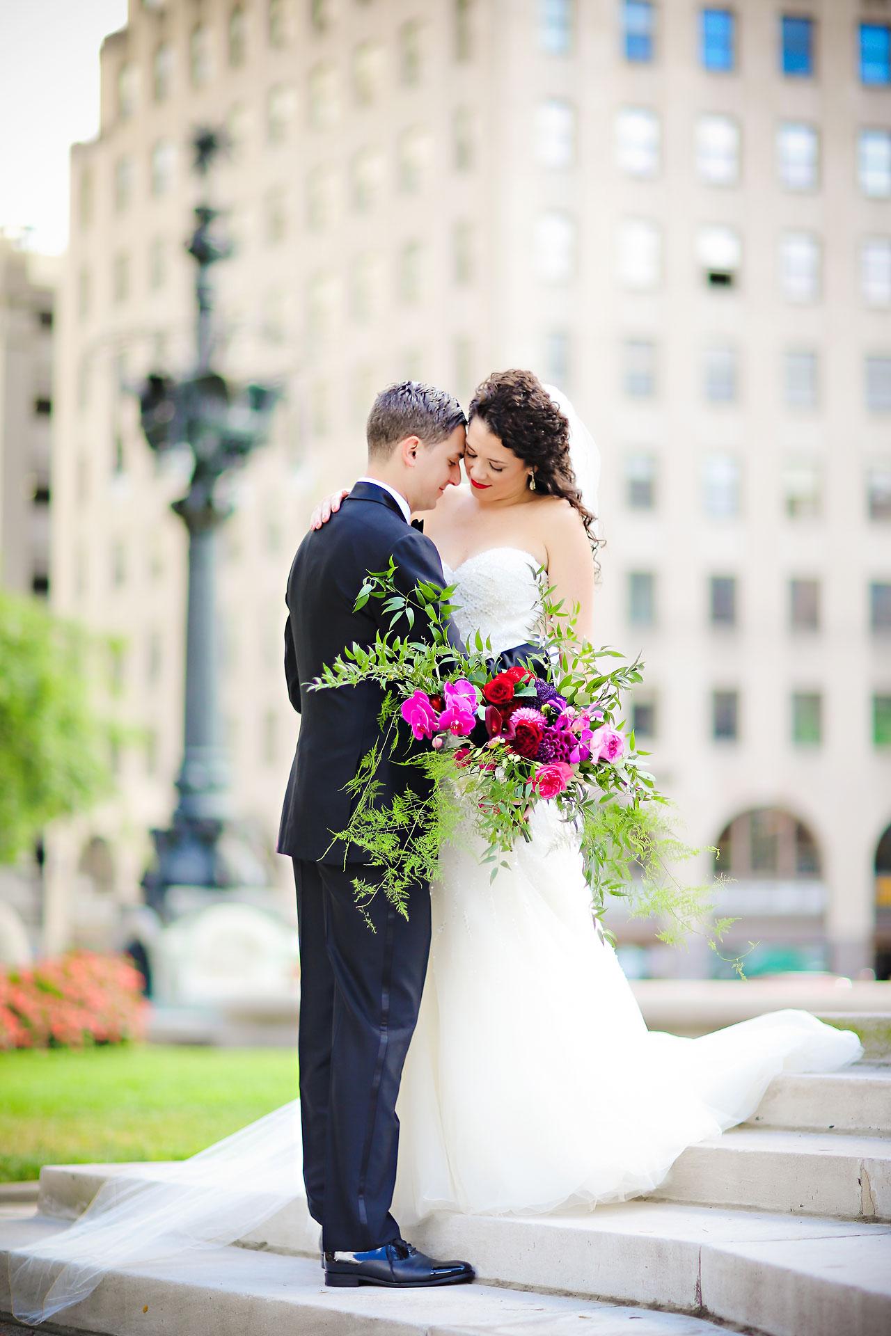 096 Liz Eric Indiana Landmarks Wedding