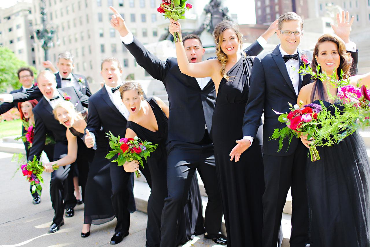 091 Liz Eric Indiana Landmarks Wedding