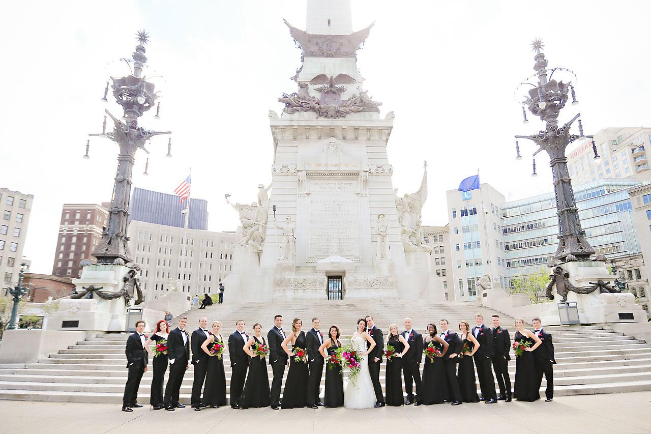 090 Liz Eric Indiana Landmarks Wedding