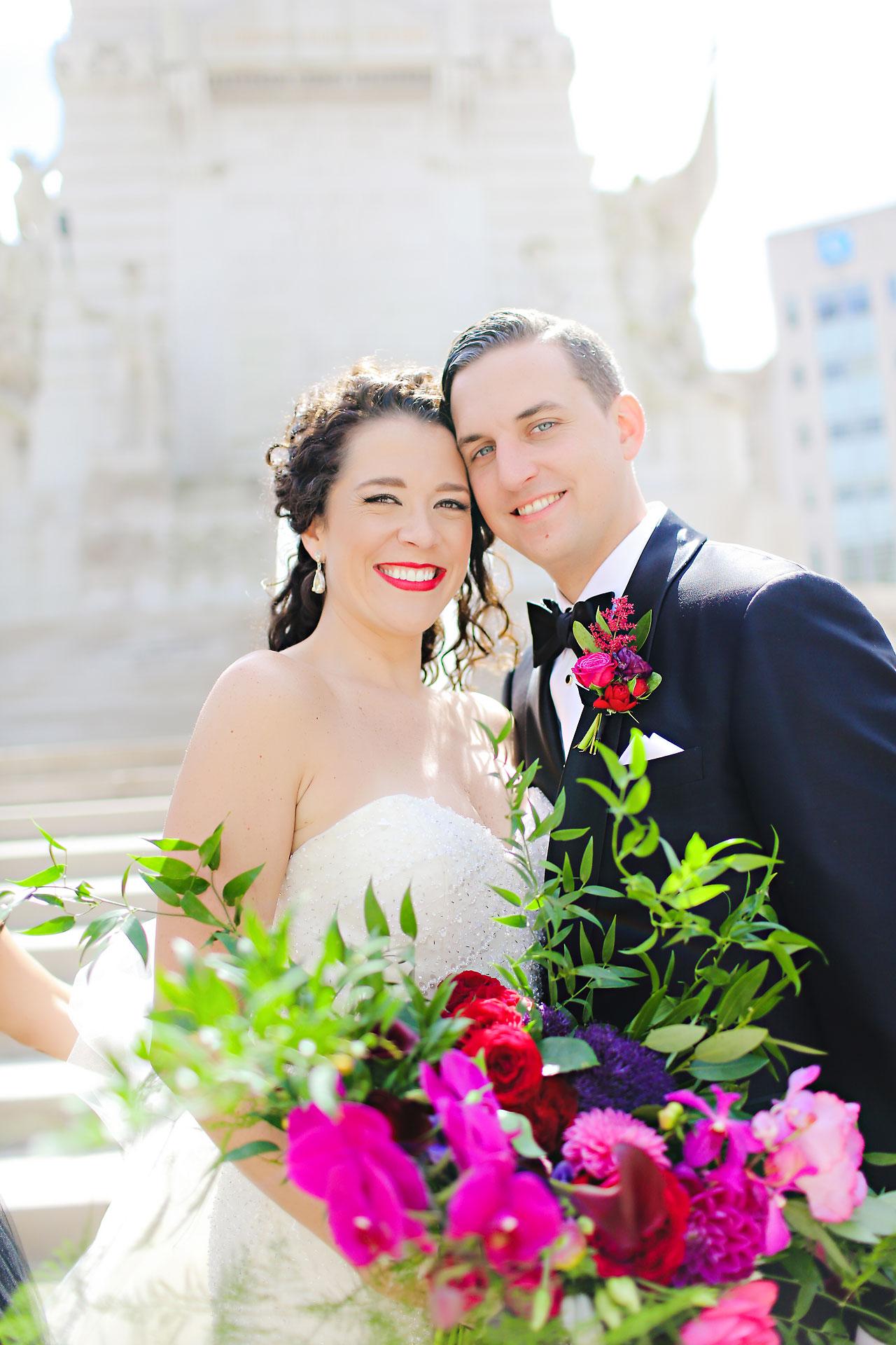 084 Liz Eric Indiana Landmarks Wedding