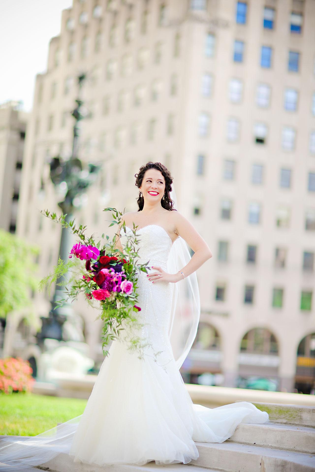 085 Liz Eric Indiana Landmarks Wedding