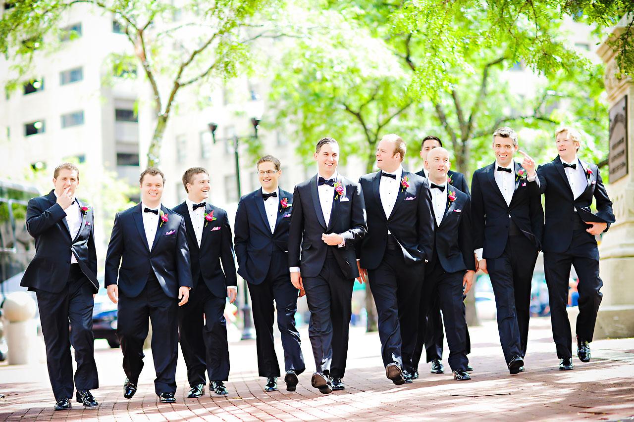 082 Liz Eric Indiana Landmarks Wedding