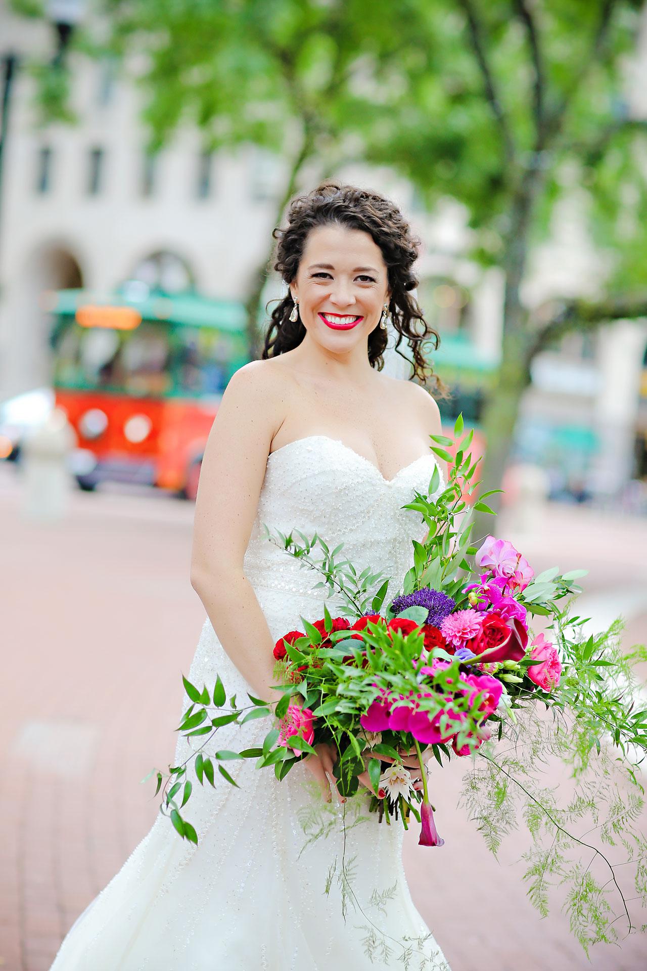 079 Liz Eric Indiana Landmarks Wedding
