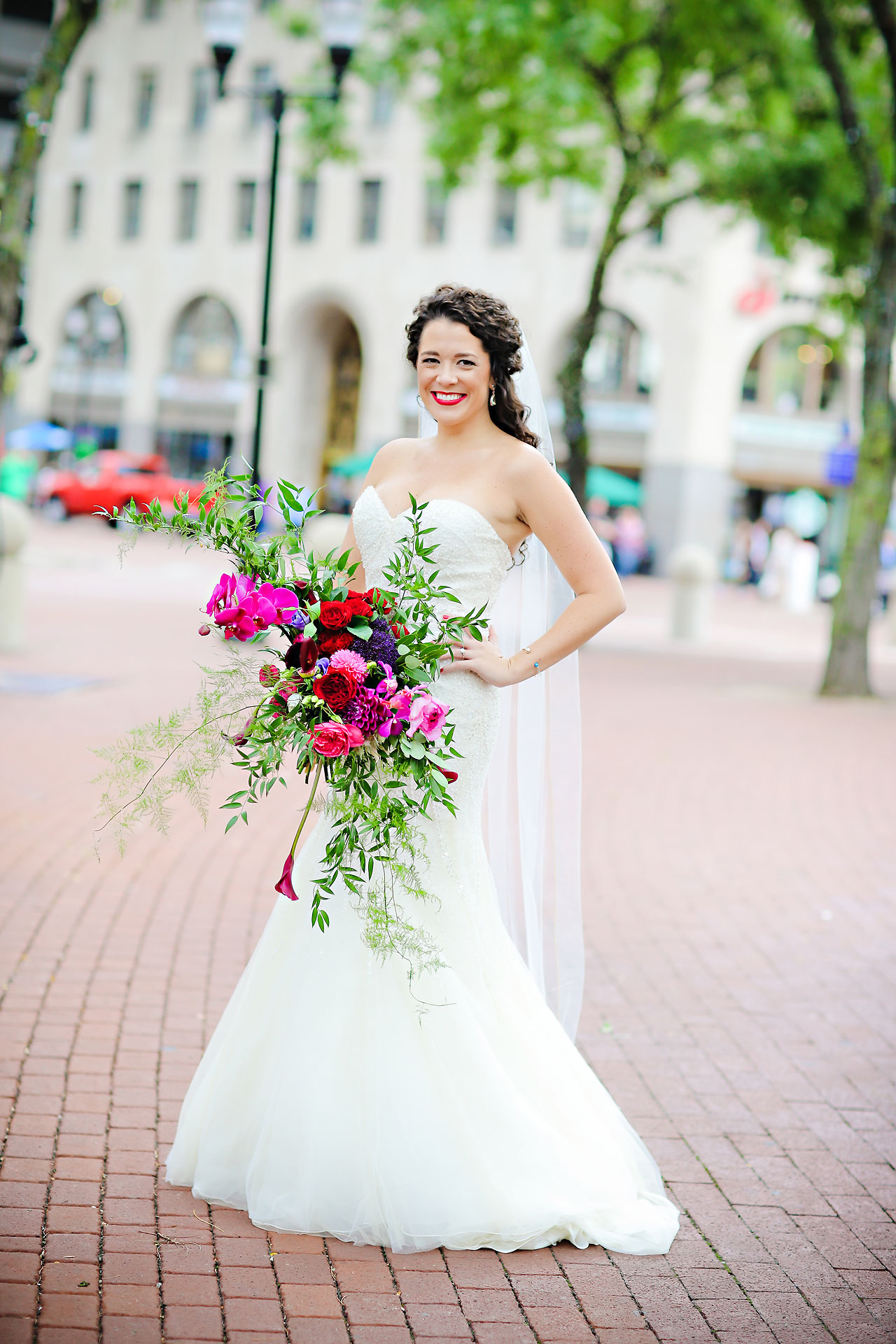 074 Liz Eric Indiana Landmarks Wedding