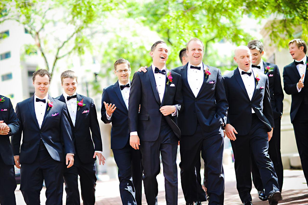 069 Liz Eric Indiana Landmarks Wedding