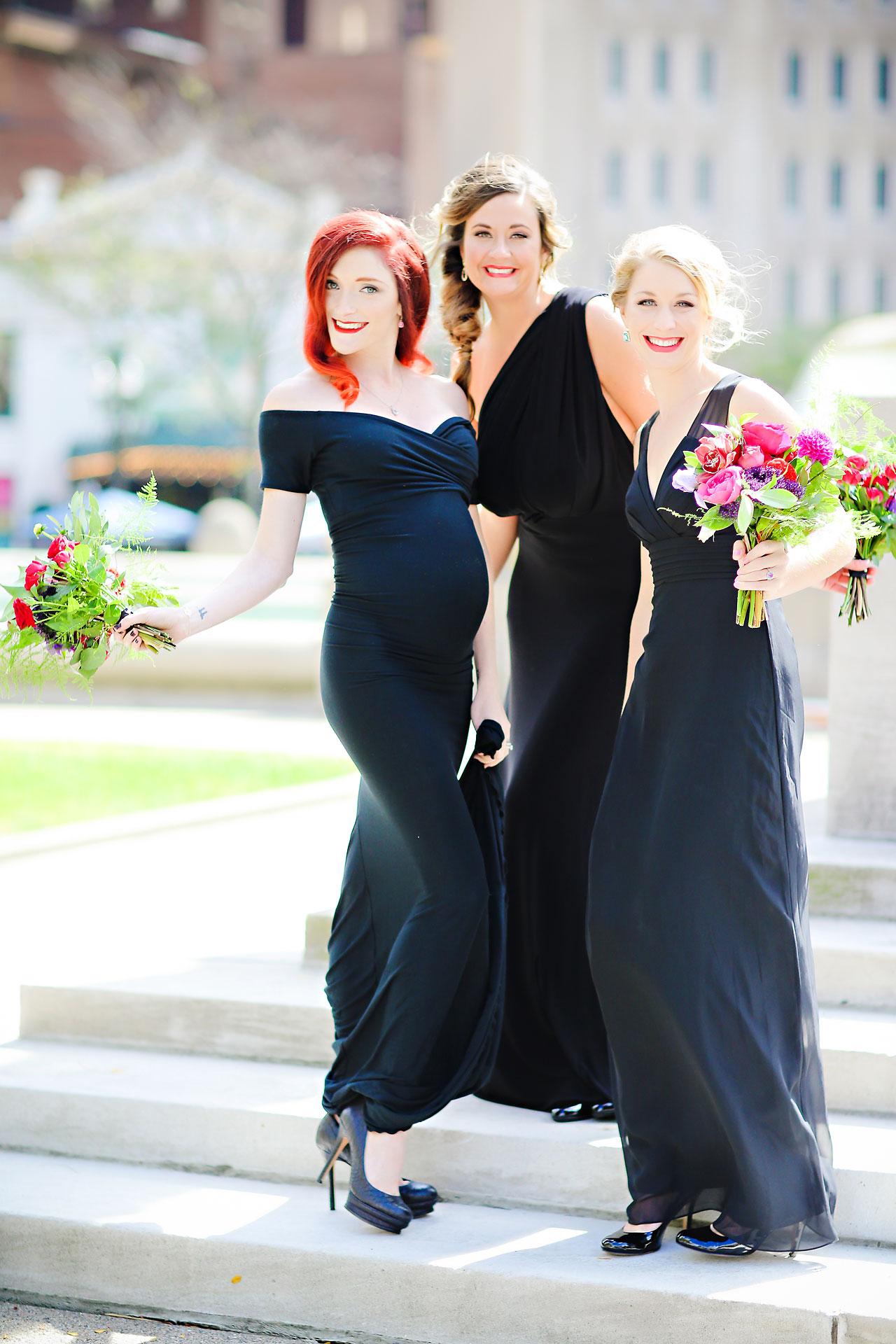066 Liz Eric Indiana Landmarks Wedding