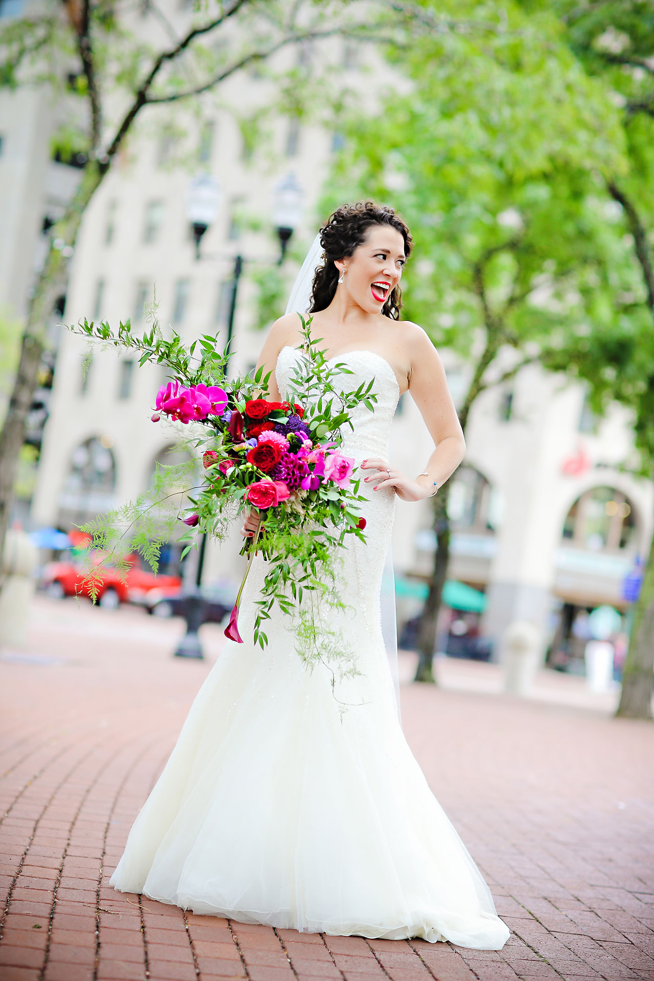 062 Liz Eric Indiana Landmarks Wedding