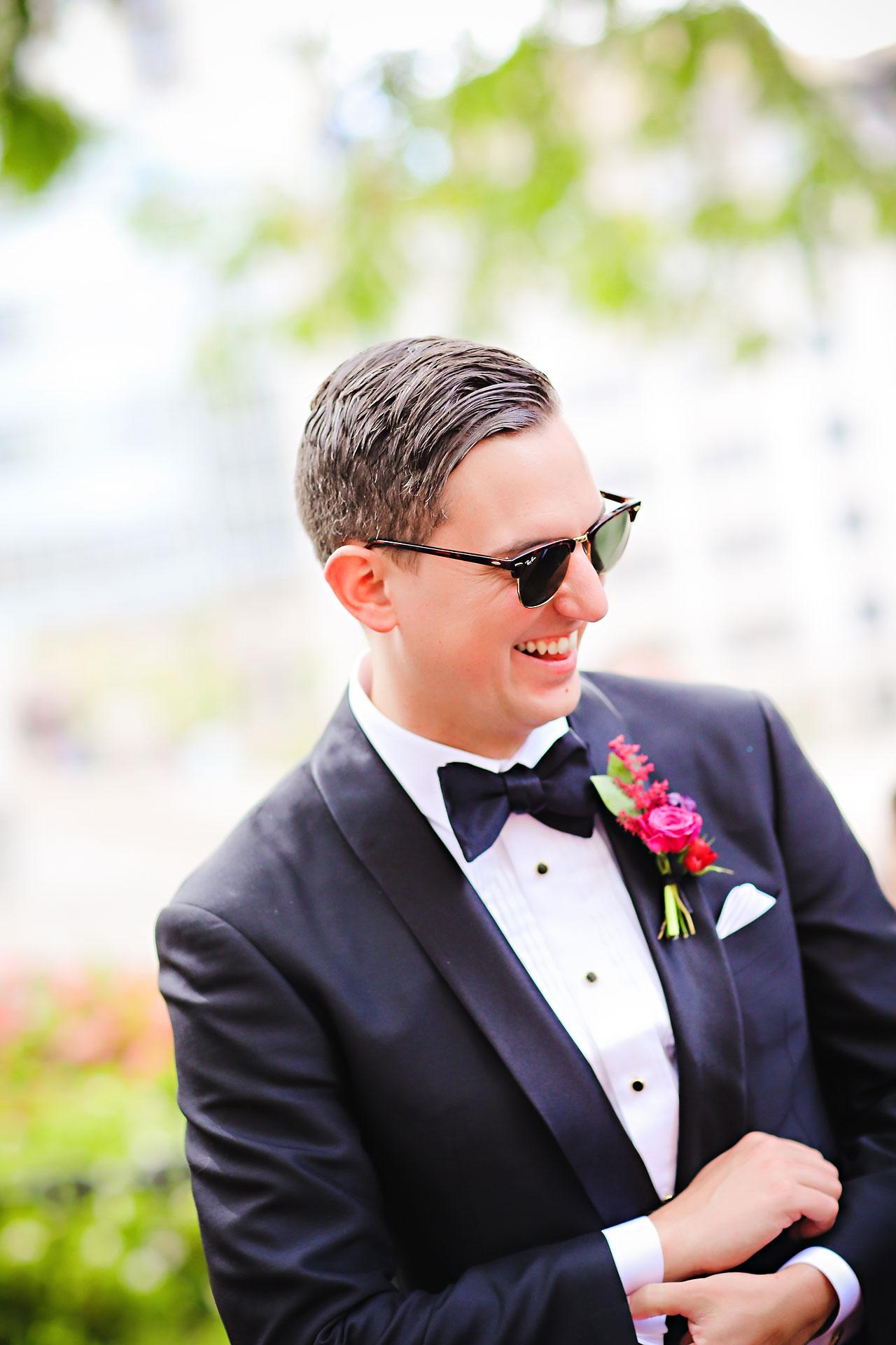 064 Liz Eric Indiana Landmarks Wedding