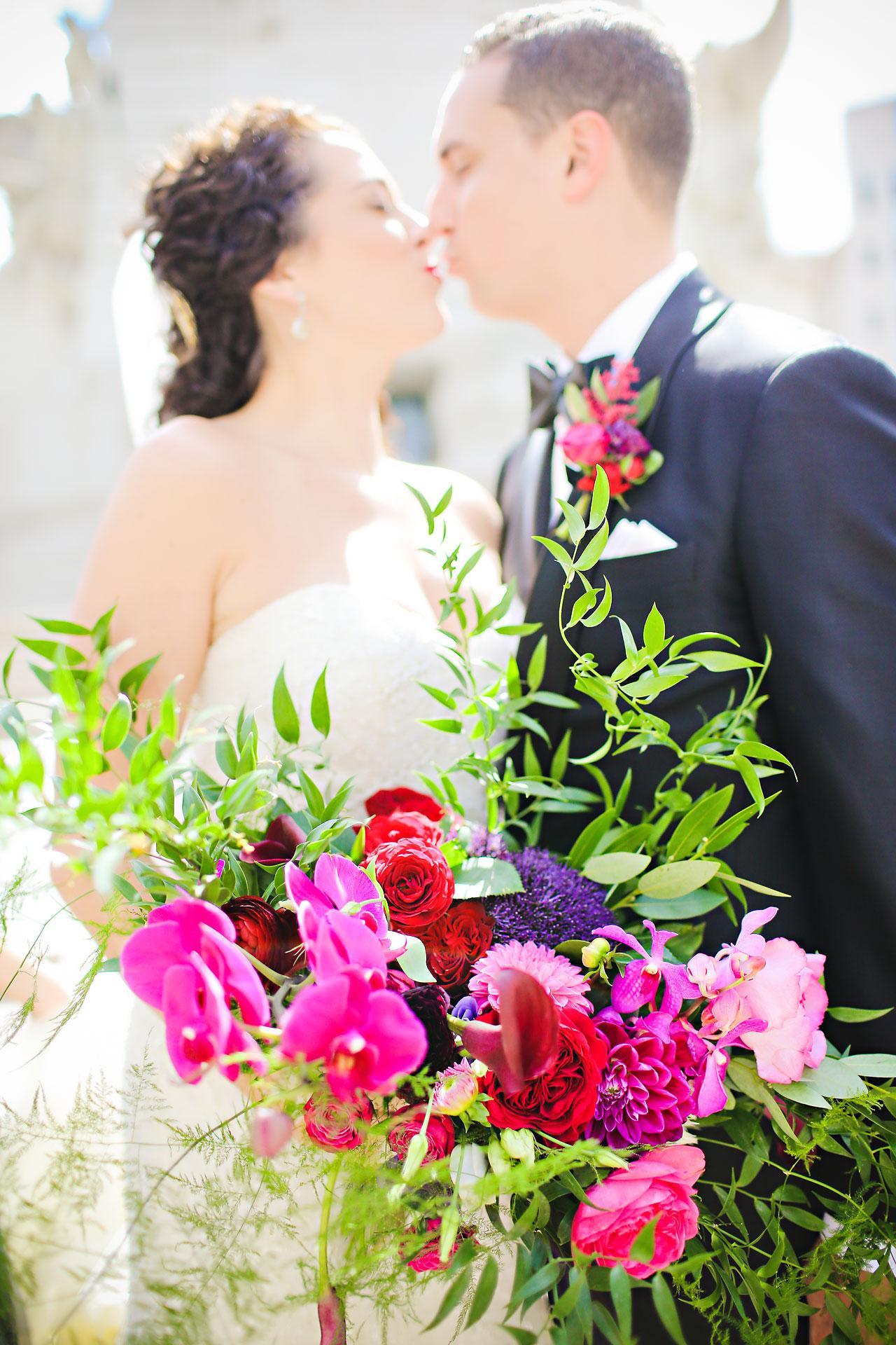 065 Liz Eric Indiana Landmarks Wedding