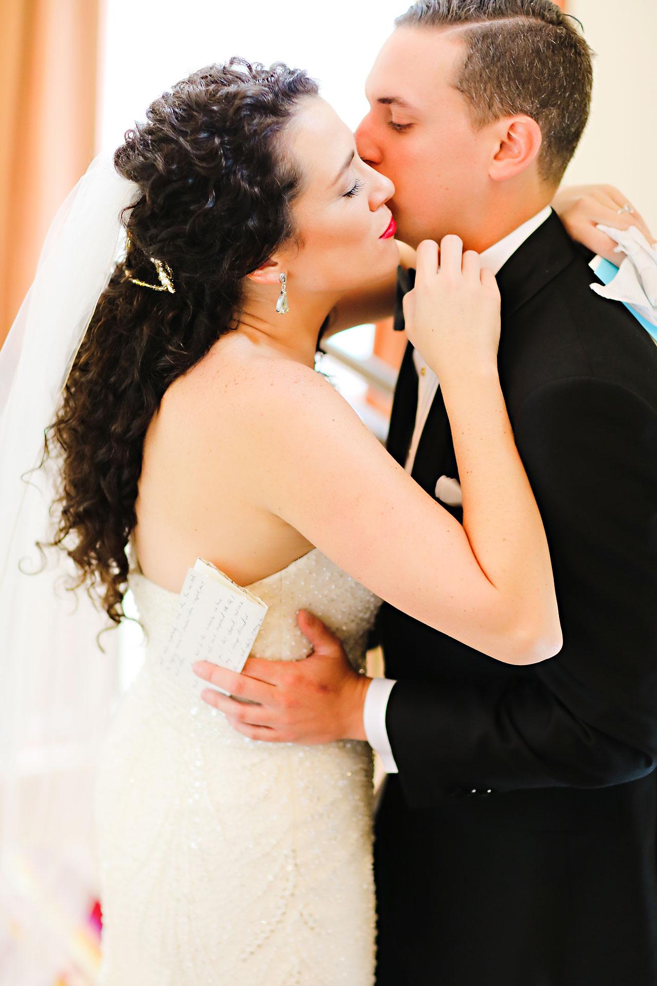 058 Liz Eric Indiana Landmarks Wedding